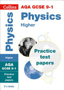 AQA GCSE 9-1 Physics Higher Practice Test Papers