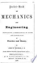 Pocket Book Of Mechanics And Engineering