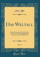 Das Weltall, Vol. 2