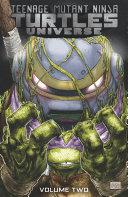 Pdf Teenage Mutant Ninja Turtles Universe, Vol. 2: The New Strangeness