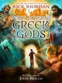 Percy Jackson's Greek Gods Pdf/ePub eBook