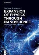 Expansion of Physics through Nanoscience