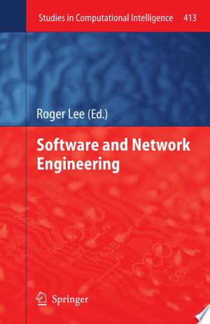 Download Software and Network Engineering Free Books - E-BOOK ONLINE