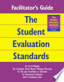 The Student Evaluation Standards