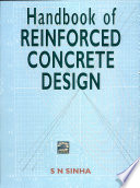 Handbook of Reinforced Concrete Design