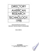 Directory of American Research and Technology