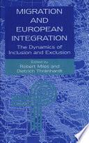 Migration and European Integration