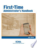First Time Administrator s Handbook