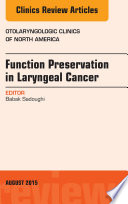 Function Preservation in Laryngeal Cancer