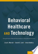 Behavioral Healthcare and Technology Book