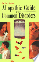 Allopathic Guide For Common Disorders