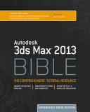 Pdf Autodesk 3ds Max 2013 Bible