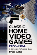 Classic Home Video Games  1972 1984 Book