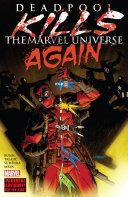 Deadpool Kills The Marvel Universe Again [Pdf/ePub] eBook