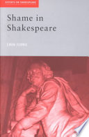 Shame in Shakespeare