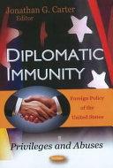 Read Online Diplomatic Immunity Epub