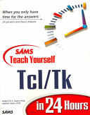 Sams Teach Yourself Tcl Tk in 24 Hours