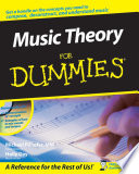 """Music Theory For Dummies"" by Michael Pilhofer, Holly Day"