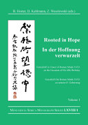 Rooted in Hope  China     Religion     Christianity Vol 1