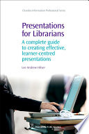 Presentations for Librarians Book