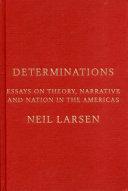 Determinations