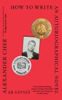 How to Write an Autobiographical Novel Pdf/ePub eBook