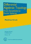 Differential Algebraic Topology