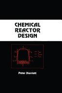 Pdf Chemical Reactor Design Telecharger