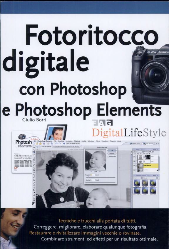 Fotoritocco digitale con Photoshop e Photoshop Elements