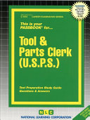 Tool and Parts Clerk, Usps