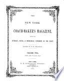 The New York Coach maker s Magazine Book