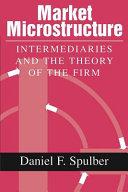 Market Microstructure