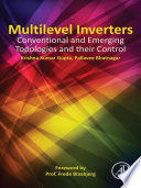 Multilevel Inverters Book