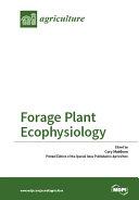 Forage Plant Ecophysiology