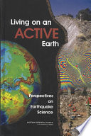 Living on an Active Earth Book