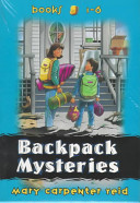 Backpack Mysteries Books