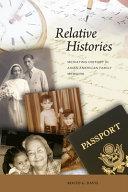 Relative Histories Book PDF