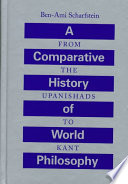 A Comparative History Of World Philosophy Book