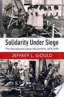 Solidarity Under Siege