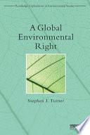 A Global Environmental Right