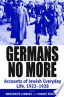 Germans No More