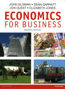 Economics for business.
