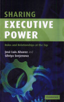 Sharing Executive Power