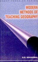 Modern Methods of Teaching Geography