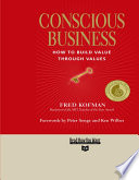 Conscious Business Book