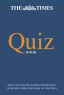 The Times Quiz Book