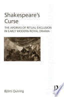Shakespeare s Curse
