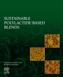 Sustainable Polylactide Based Blends