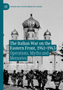 The Italian War on the Eastern Front, 1941–1943 Pdf