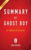 SUMMARY OF GHOST BOY Book PDF